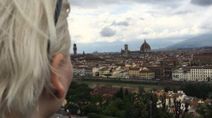 Italy Study Abroad: Lauren McCord, WGS minor