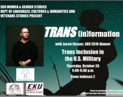 TRANS(in)formation with Jacob Eleazer