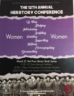 12th Annual Herstory Conference